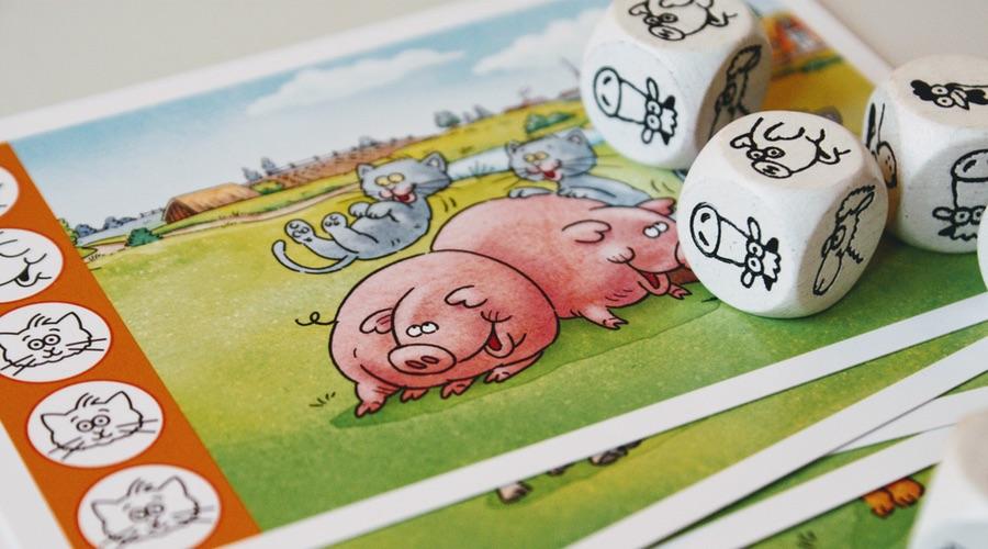 Kuh & Co. - Karten