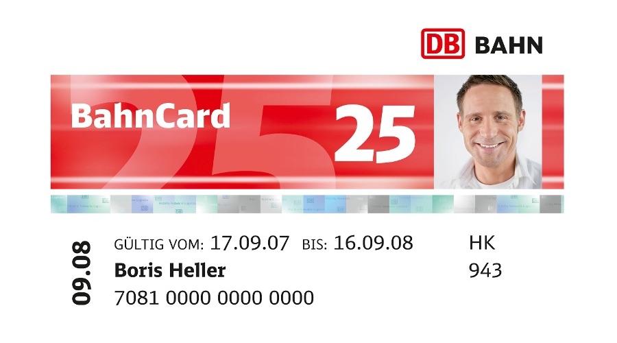 Spartipp: BahnCard Zusatzkarte
