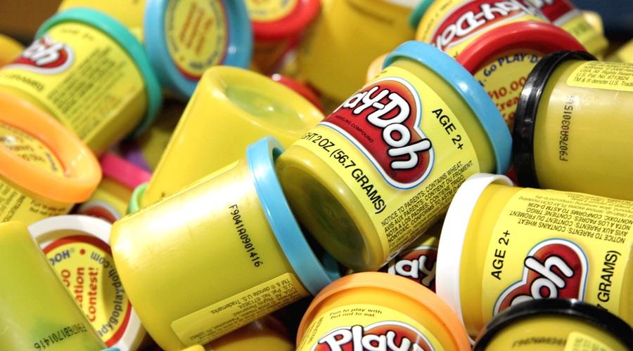 Superweiche Play-Doh Knete im Test